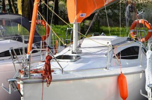 Nowy jacht w naszej flocie!!!