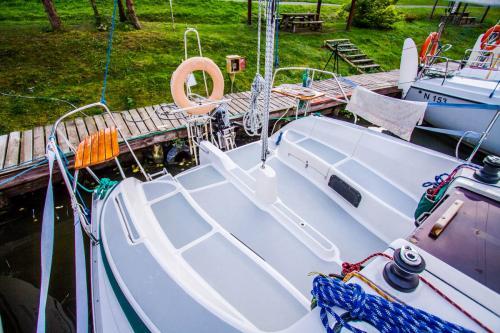 czarter jachtów na mazurach